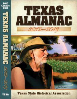 Texas Almanac, 2012-2013