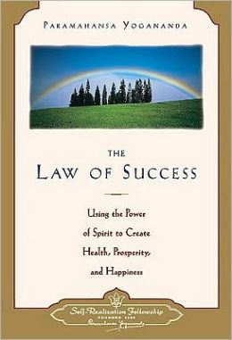 The law of success paramahansa yogananda jesus