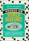 Hooked on World History!: 101 Ready-to-Use Puzzle Activities Based on Civilizations