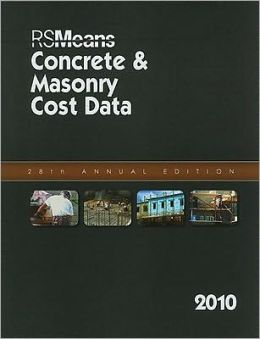 Concrete/Masonry Cost Data