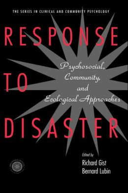 Response To Disaster