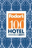 Book Cover Image. Title: Fodor's 100 Hotel Awards (PagePerfect NOOK Book), Author: Fodor's Travel Publications