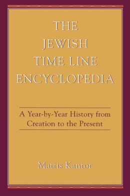 Jewish Time Line Encyclopedia