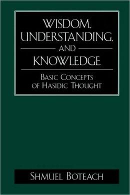 Wisdom Understanding & Knowled
