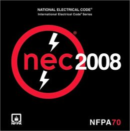 National Electrical Code 2008 Looseleaf Version in a Binder