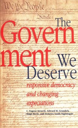 The Government We Deserve: Responsive Democracy and Changing Expectations