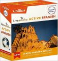 Book Cover Image. Title: Livemocha Active Spanish, Author: Merriam-Webster Inc