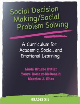 Social Decision Making/Social Problem Solving, Grades K-1