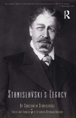 Stanislavski's Legacy