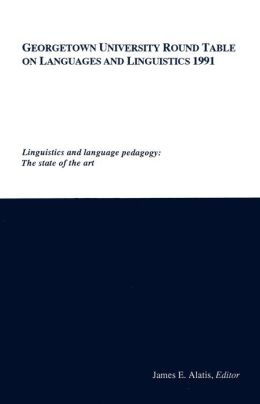 Georgetown University Round Table On Languages And Linguistics