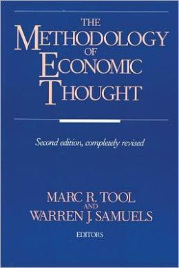Methodology of Economic Thought