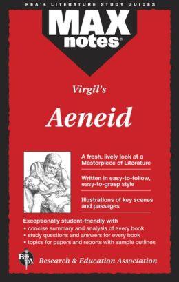 The Aeneid (MaxNotes)