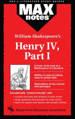 William Shakespeare's Henry IV, Part I