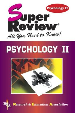 Super Review Psychology 2
