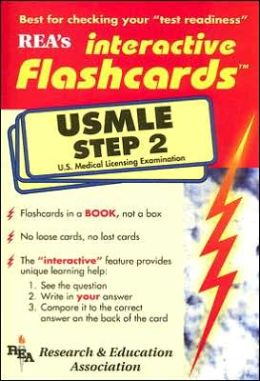 REA's Interactive Flashcards: USMLE Step 2 (REA Board Reviews)