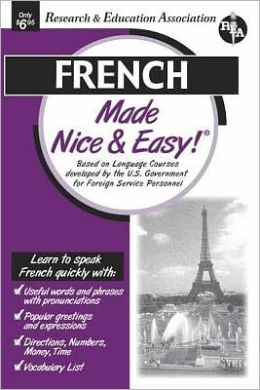 French Made Nice and Easy