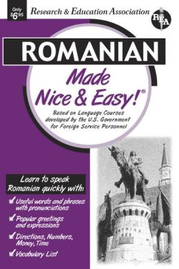 Romanian Made Nice and Easy