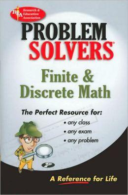 Finite and Discrete Math Problem Solver (REA)