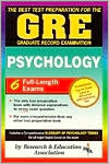 The Best Test Preparation for the GRE (Graduate Record Examination) in Psychology