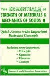 The Essentials of Strength of Materials II