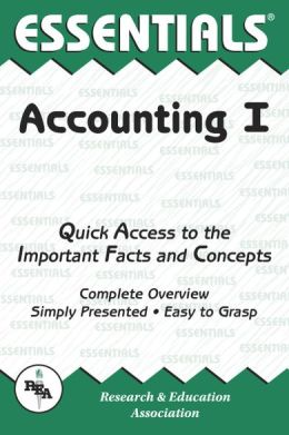 Accounting I Essentials