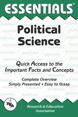 Essentials of Political Science