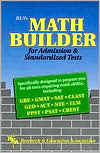 REA's Math Builder for Admission and Standardized Tests
