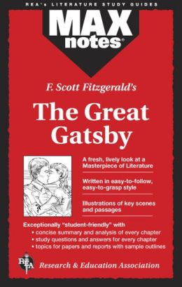 The Great Gatsby (MaxNotes)