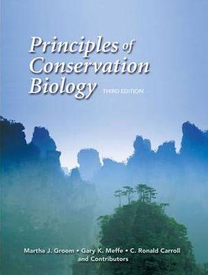 Principles of Conservation Biology