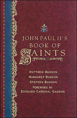 John Paul II's Book of Saints
