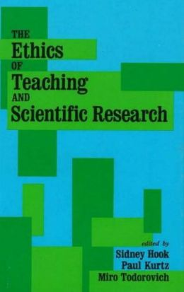 The Ethics of Teaching and Scientific Research