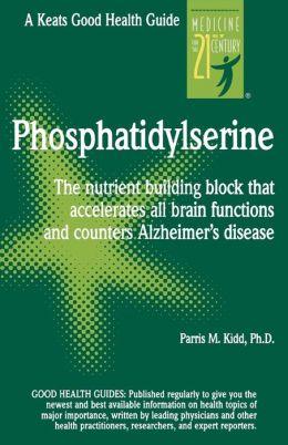 Phosphatidylserine (Good Health Guide)