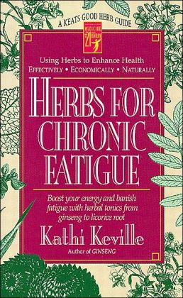 Herbs for Chronic Fatigue
