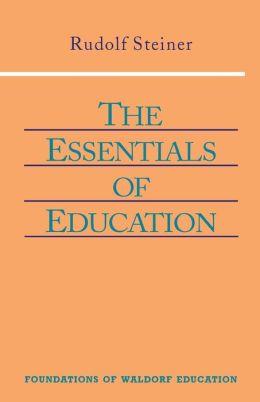 Essentials of Education
