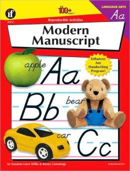 Hand Writing - Modern Manuscript