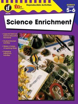 Science Enrichment: 100 Reproducible Activities