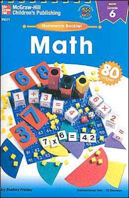 Homework: Math Grade 6