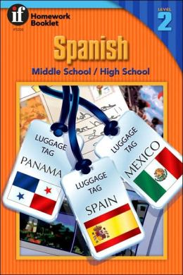 Spanish, Middle School/High School, Level 2