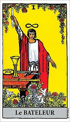 Rider-Waite Tarot Deck (French)