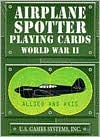 Airplane Spotter Playing Cards World War II