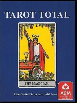 The Tarot Total Rider - Waite Deck - Book Set