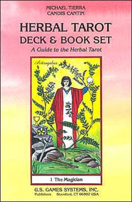Herbal Tarot Deck & Book Set: A Guide to the Herbal Tarot