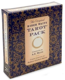 Original Rider Waite Tarot Pack (Facsimile edition)