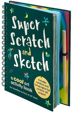 Super Scratch and Sketch: Activity Journal
