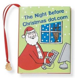 The Night before Christmas Dot.com with Jewelry