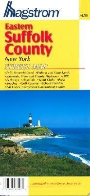 Eastern Suffolk County New York Pocket Atlas