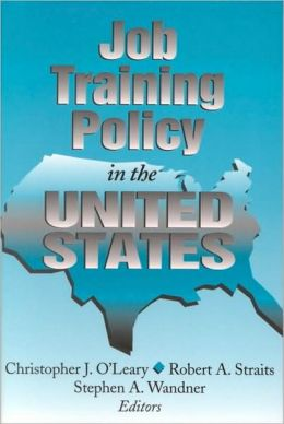 Job Training Policy in the United States