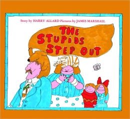 The Stupids Step Out (Turtleback School & Library Binding Edition)