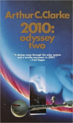 2010: Odyssey Two (Space Odyssey Series #2) (Turtleback School & Library Binding Edition)