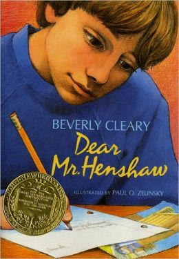 Dear Mr. Henshaw (Turtleback School & Library Binding Edition)
